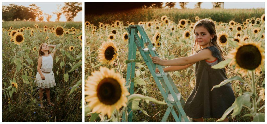 Artemysia Golden hour fotografie