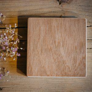 Blanco houtblokken